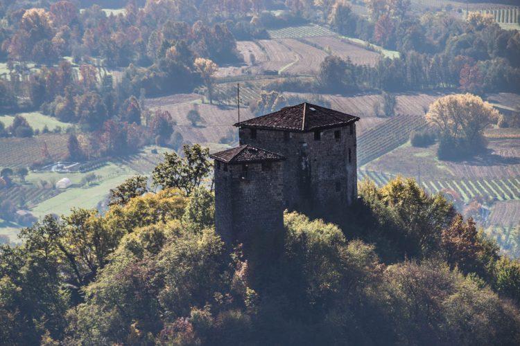 Torri di Credazzo - Paolo Sossai